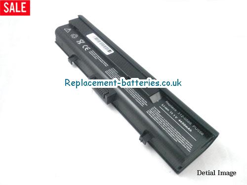 TT344 Battery, 11.1V DELL TT344 Battery 5200mAh