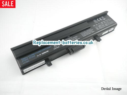 RU033 Battery, 11.1V DELL RU033 Battery 5200mAh