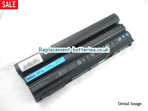 Genuine Dell M5Y0X T54FJ Laptop Battery 97WH 9cells   in United Kingdom and Ireland