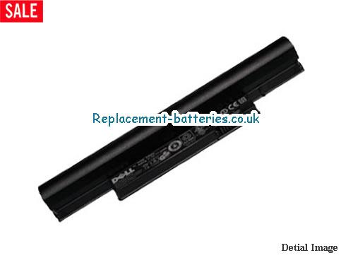 X844G Battery, 11.1V DELL X844G Battery 5200mAh