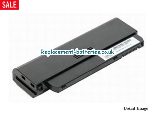 14.8V DELL INSPIRON MINI 9 Battery 2200mAh, 32Wh