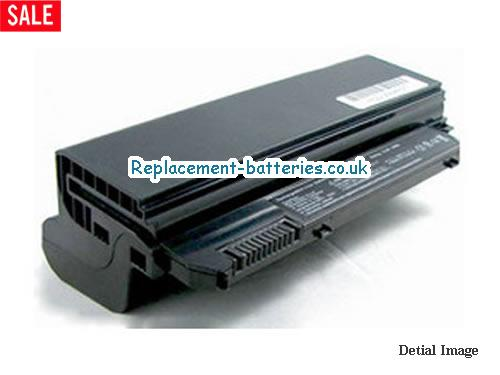 14.8V DELL INSPIRON MINI 9 Battery 4400mAh