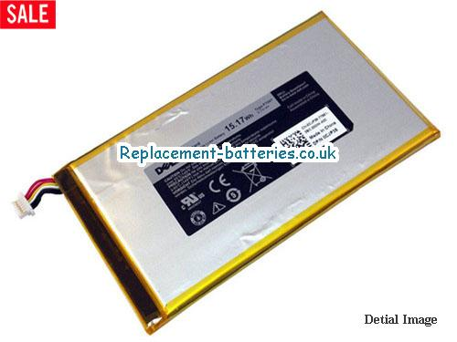 Genuine P706T Battery For Dell Venue 7 Series in United Kingdom and Ireland