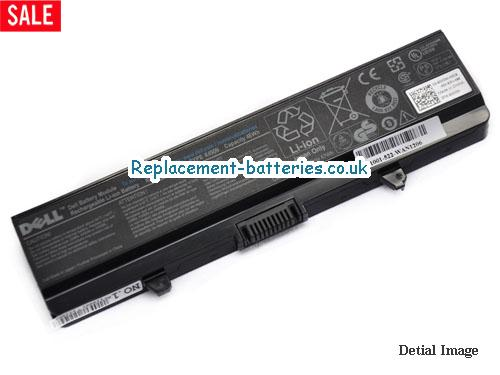 0F972N Battery, 11.1V DELL 0F972N Battery 4400mAh