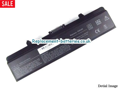 0F972N Battery, 11.1V DELL 0F972N Battery 5200mAh
