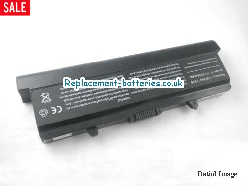 XR682 Battery, 11.1V DELL XR682 Battery 7800mAh