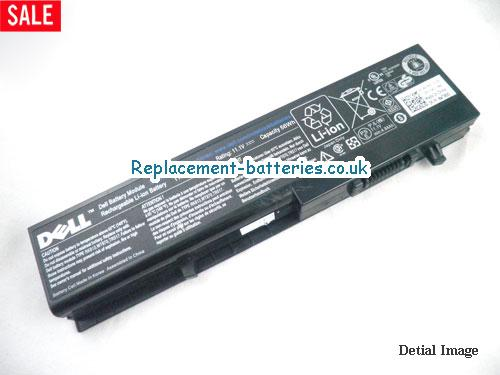 WT873 Battery, 11.1V DELL WT873 Battery 4400mAh
