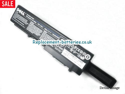 WT873 Battery, 11.1V DELL WT873 Battery 85Wh