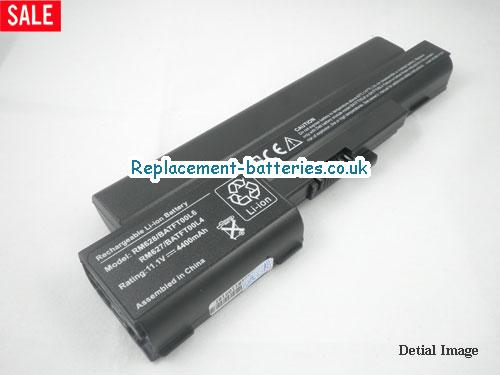 UK 4400mAh Long life laptop battery for Compal JFT00,