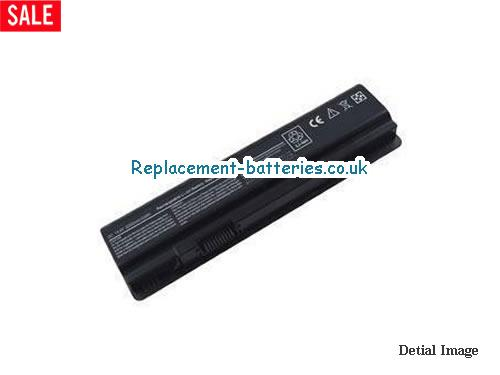 F287F Battery, 11.1V DELL F287F Battery 5200mAh