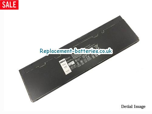 7.4V DELL LATITUDE E7250 Battery 52Wh