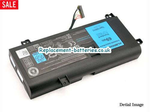11.1V DELL ALW14D-1528 Battery 69Wh