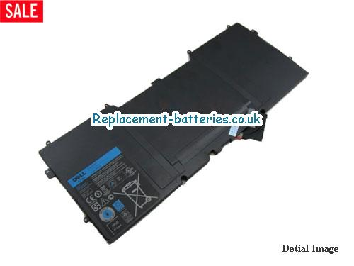 7.4V DELL XPS 13-L321X Battery 47Wh