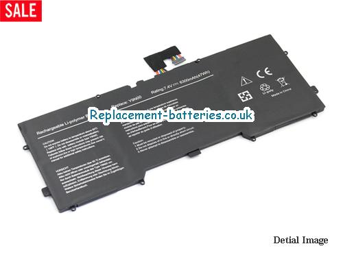 New Y9N00 Replacement Battery For DELL XPS 13 XPS 13-L321X XPS 13-L322X Laptop in United Kingdom and Ireland