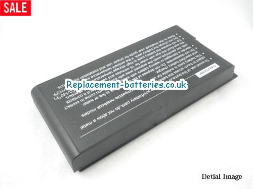 ECS EM-G330L2S, G331, G332, G335 Series Battery 14.8V in United Kingdom and Ireland