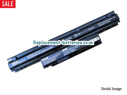 NEC PC-VP-WP136 Battery OP570-77020 Li-ion 14.4v 30Wh in United Kingdom and Ireland