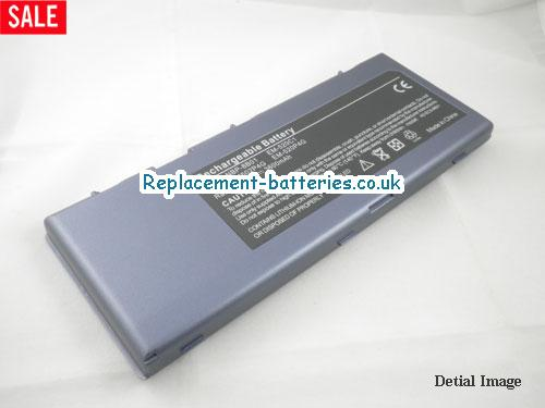 NBP8B01 Battery, 14.8V ECS ELITEGROUP NBP8B01 Battery 3600mAh