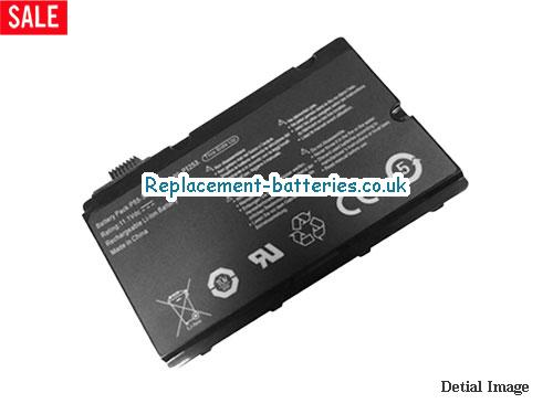 FUJITSU 4S4800-G1L3-08,3S4400-S1S5-07,amilo xi2428 Series Laptop Battery 4800MAH in United Kingdom and Ireland