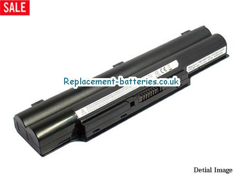 S26391-F956-L200 Battery, 10.8V FUJITSU S26391-F956-L200 Battery 5200mAh