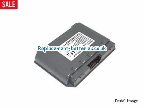Fujitsu FPCBP159, FPCBP159AP, LifeBook A3100, LifeBook A6000, Lifebook A6010 Replacement Laptop Battery in United Kingdom and Ireland