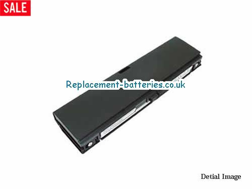 Fujitsu FPCBP206, LifeBook T2020 Replacement Laptop Battery in United Kingdom and Ireland