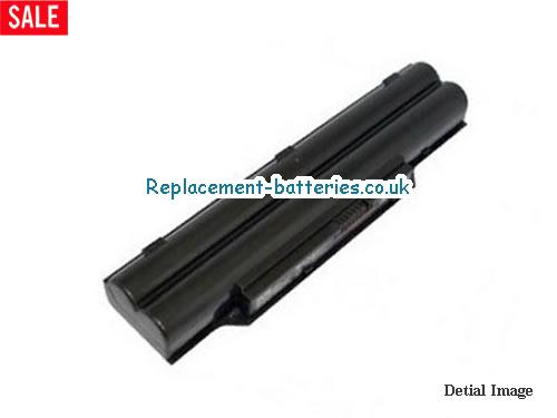 10.8V FUJITSU LIFEBOOK PH50/C Battery 5200mAh