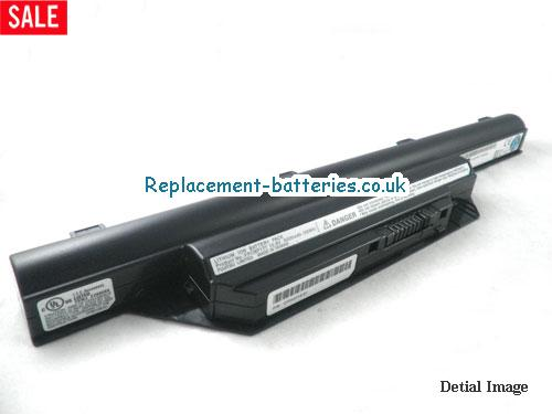 Fujitsu CP345705-01 FPCBP177 LifeBook S6520 LifeBook S7200 LifeBook S7210 LifeBook S7211 Series Battery 5200mAh in United Kingdom and Ireland