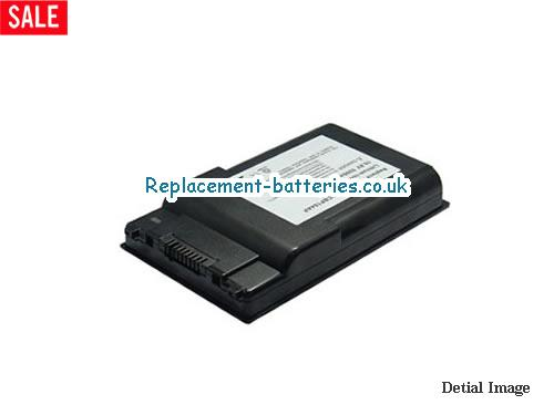Fujitsu FPCBP104AP, FPCBP161AP, FPCBP104, LifeBook N6110 N6410 N6420 N6460 N6470 Replacement Laptop Battery in United Kingdom and Ireland