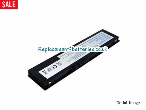 Fujitsu FPCBP148, FPCBP148AP, FMVNBP152, LifeBook Q2010, FMV-Q8240 Replacement Laptop Battery in United Kingdom and Ireland
