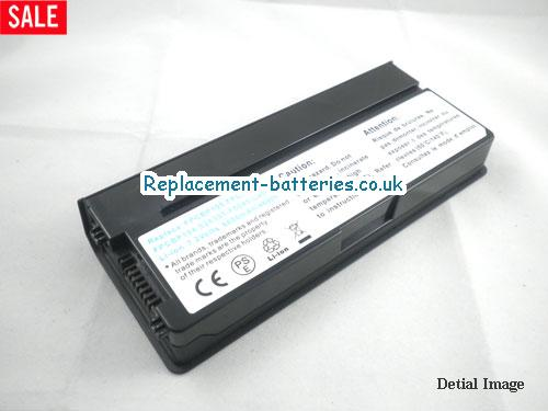 S26391-F5049-L400 Battery, 7.2V FUJITSU-SIEMENS S26391-F5049-L400 Battery 6600mAh