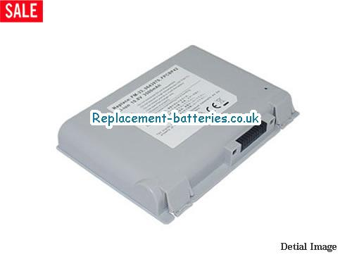 0643970 Battery, 10.8V FUJITSU 0643970 Battery 3500mAh