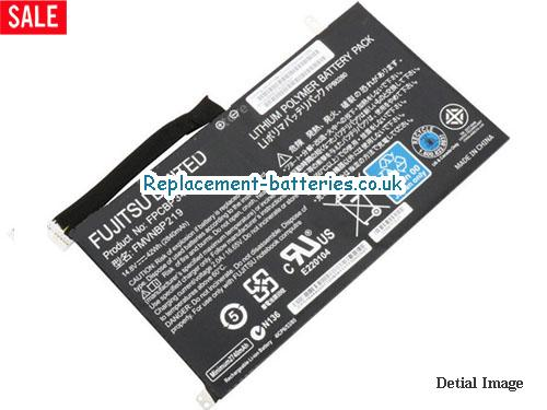Genuine Fujitsu FMVNBP219 FPB0280 FPCBP345Z Battery 42wh in United Kingdom and Ireland