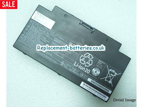 FMVNBP233 FPCBP424 Battery For Fujitsu Lifebook Series in United Kingdom and Ireland