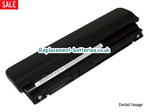 S26391-F421-L200 Battery, 10.8V FUJITSU-SIEMENS S26391-F421-L200 Battery 6600mAh