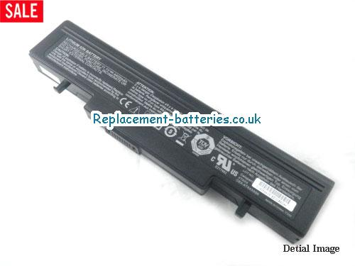 DPK-XTXXXSY6 Battery, 11.1V FUJITSU DPK-XTXXXSY6 Battery 4400mAh