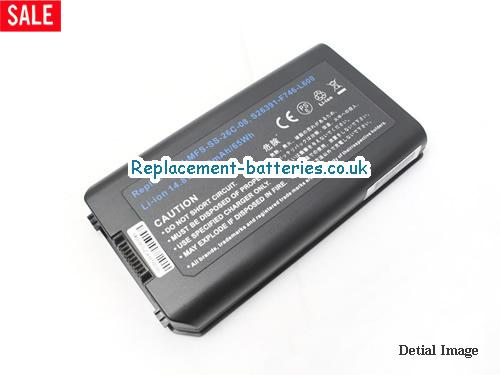 Fujitsu-Siemens S26391-F746-L600 SDI-MFS-SS-26C-08 ESPRIMO Mobile X9510 X9515 X9525 Replacement Laptop Battery in United Kingdom and Ireland