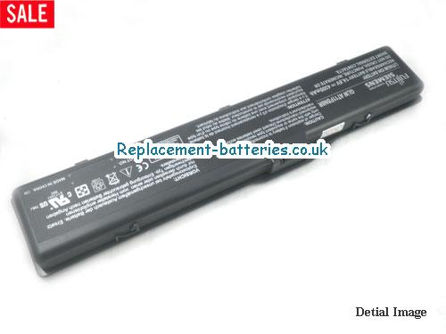 SMP AT11FSS8 Battery, 14.8V FUJITSU-SIEMENS SMP AT11FSS8 Battery 4400mAh