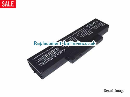 Fujitsu-Siemens S26391-F6120-L470 SMP-EFS-SS-22E-06 ESPRIMO Mobile V5515 ESPRIMO Mobile V5535 Replacement Battery in United Kingdom and Ireland