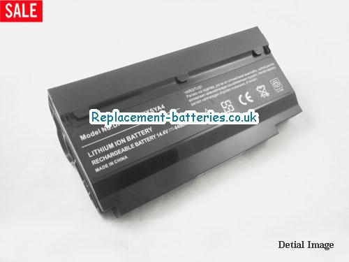 DPK-CWXXXSYC6 DPK-CWXXXSYA4 Battery For Fujitsu Amilo Mini Ui3520 M1010 4400mah in United Kingdom and Ireland