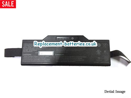 BP4S2P2050(s) Battery For Getac 441820500003 E110 Laptop in United Kingdom and Ireland