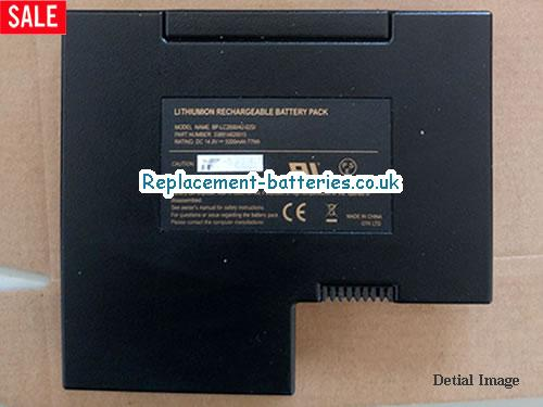 Getac BP-LC2600/42-02SI Battery 338914820015 77WH 14.8V in United Kingdom and Ireland