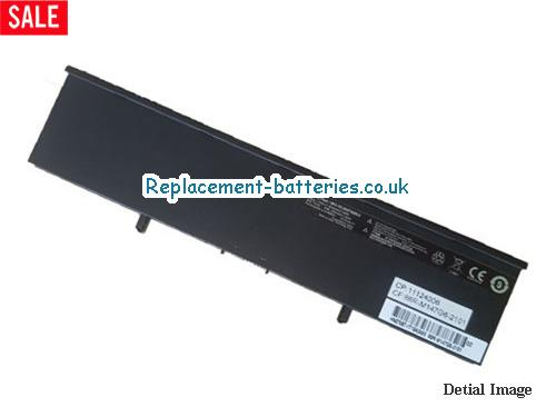 Genuine M14-7G-2s1p4200-0 Battery For Getac Laptop in United Kingdom and Ireland
