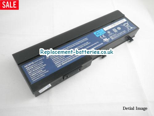 AS10F7E Battery, 11.1V GATEWAY AS10F7E Battery 9000mAh