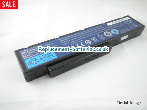 BENQ-BP2Q-4-24 Battery, 11.1V GATEWAY BENQ-BP2Q-4-24 Battery 4400mAh