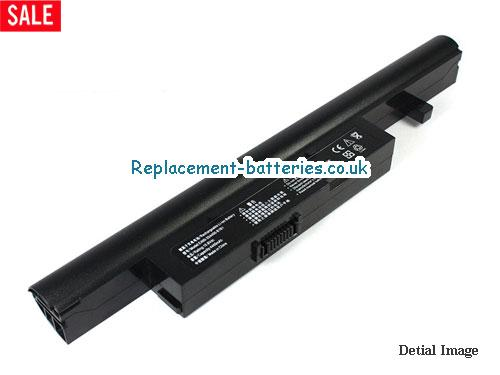E400-3S4400-B1B1 Battery For HASEE A420 K540D Series Laptop in United Kingdom and Ireland
