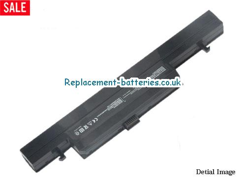 UK 4400mAh Long life laptop battery for Hasee MB401, A470P,