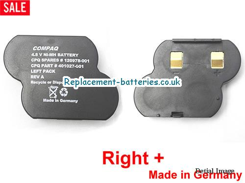 Genuine COMPAQ 60740-001 401026-001 120978-001 Battery for DL380G3 580G2 in United Kingdom and Ireland