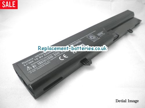 HSTNN-OB51 HSTNN-DB51 NBP6A73 for HP COMPAQ Business Notebook 6520S 6530S 6531S Battery in United Kingdom and Ireland