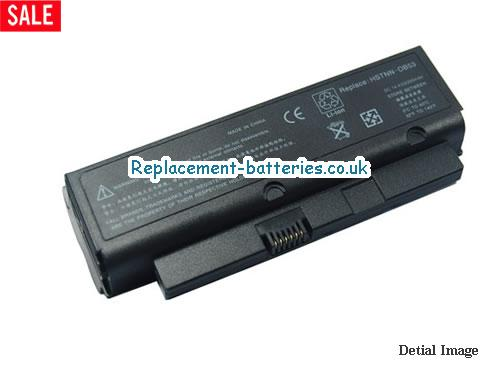 447649-251 Battery, 14.4V HP COMPAQ 447649-251 Battery 2200mAh