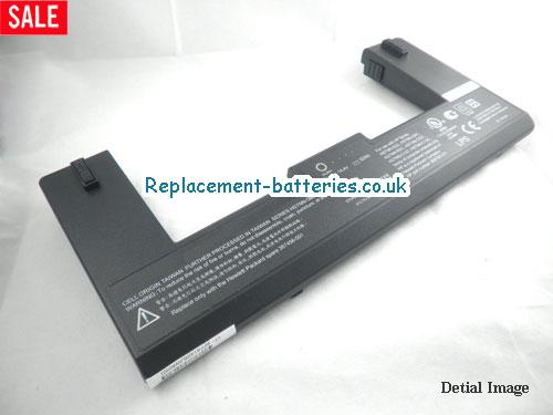 HP COMPAQ Business Notebook NC4200 NC4400 NC6200 NC8200 NC8230 NX6120 NX6230 PB993A Laptop Battery Travel Battery in United Kingdom and Ireland